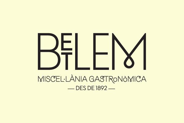 Diseño de la marca Betlem Gastro Bar