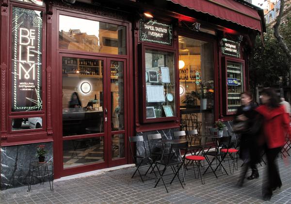 Exteriores de Betlem Gastro Bar