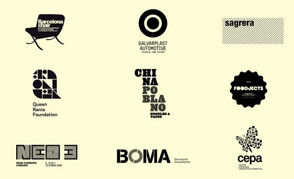 Recopilación de algunos diseños de marca de toormix