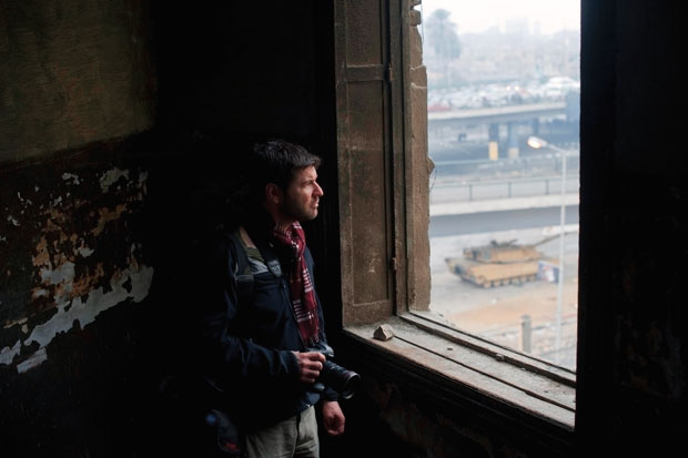 Chris Hondros – El Cairo