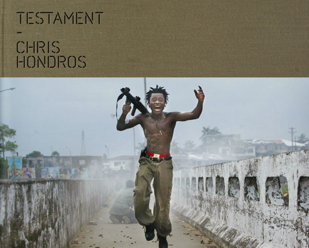 Chris Hondros – TESTAMENT – portada