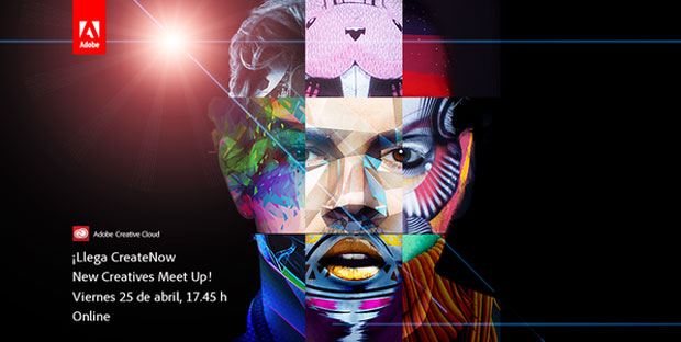 Create Now - evento Adobe