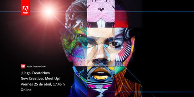 Create Now - evento Adobe