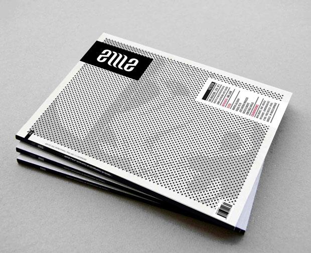 Eme Magazine #2 pattern