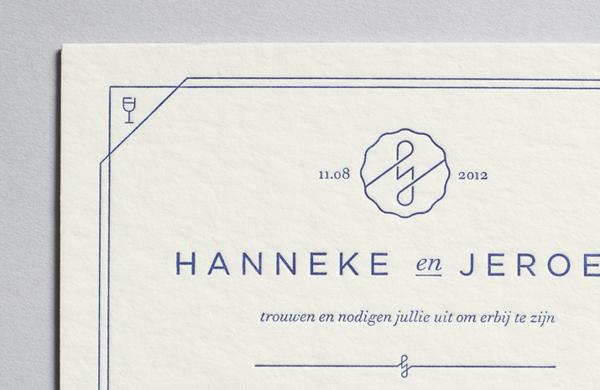 invitaciones de boda – Wouter De Boeck
