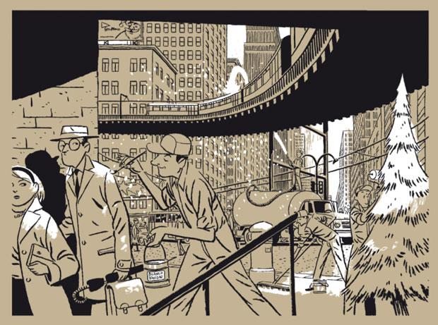La Ciudad Ilustrada. Paco Roca - Trozos