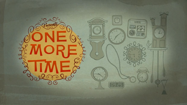 One More Time – corto animación de Vualá! de Animaciones