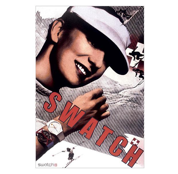 Paula Scher – Swatch