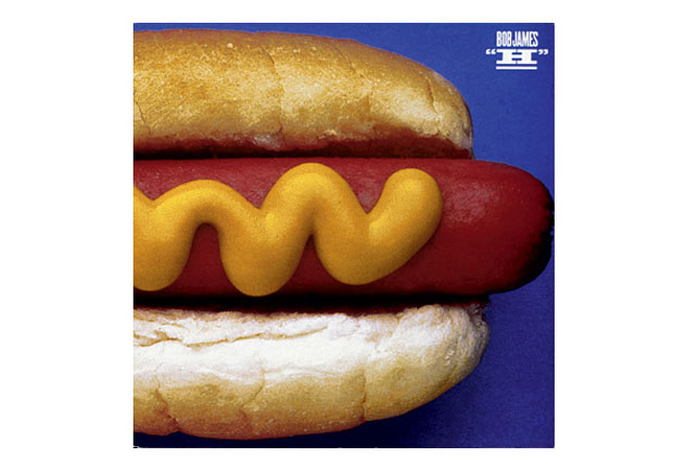 Paula Scher – portada Hot Dog