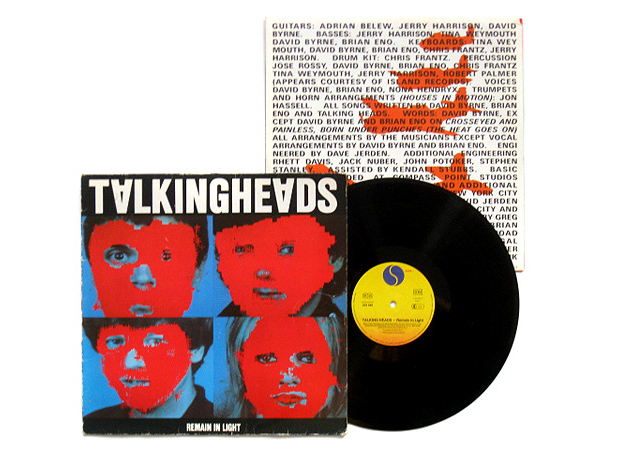 Tibor Kalman – Talking Heads