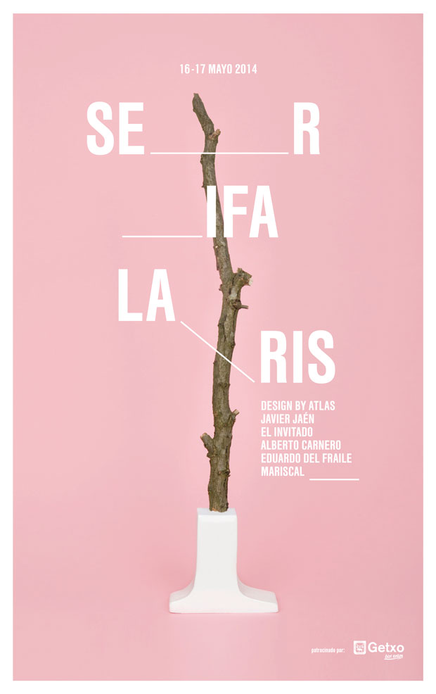 Serifalaris 2014 – cartel