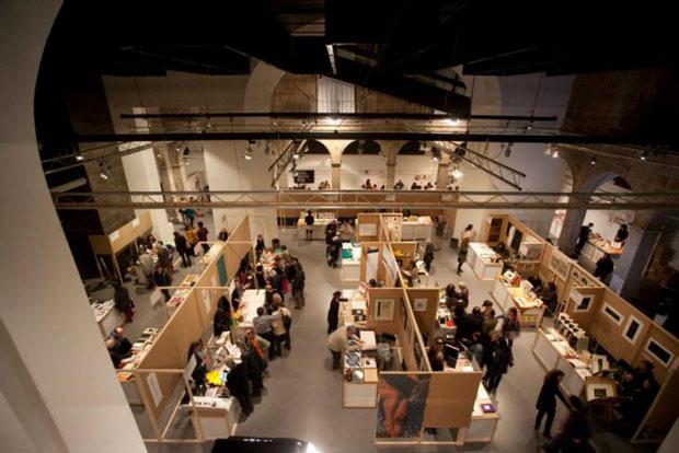 Arts Libris – Feria Internacional de la Edición Contemporánea de Barcelona – Arts Santa Mònica