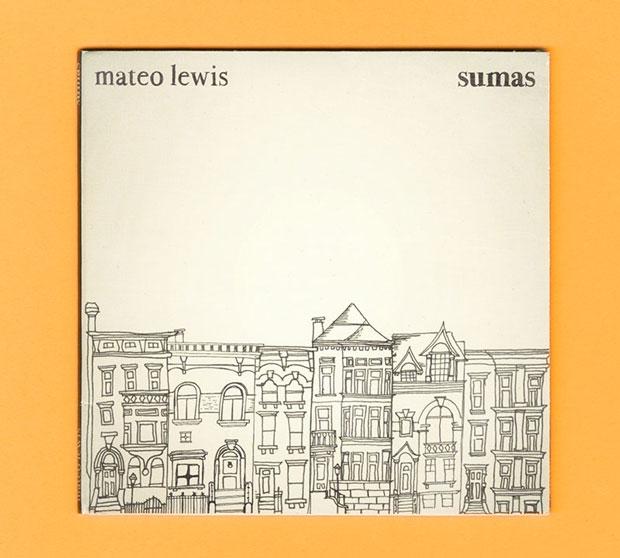 José Fresneda – Sumas – Cover
