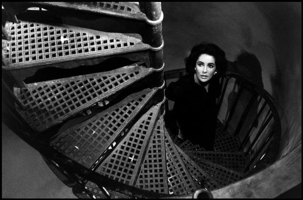 Liz Taylor –Los tesoros cinematográficos de Magnum Photos
