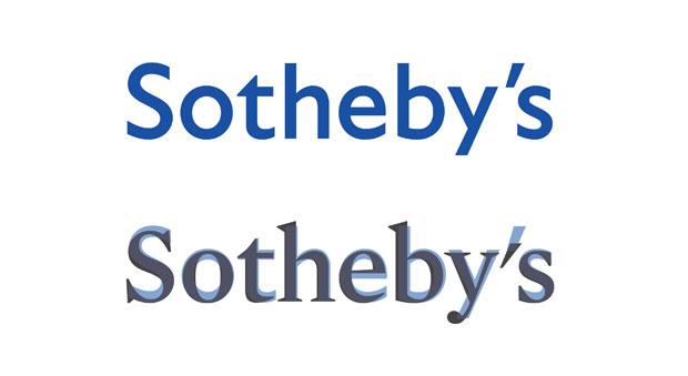 Nuevo logotipo de Sotheby's en Mercury