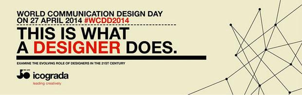 Día Mundial del Diseño Gráfico – WCDD2014