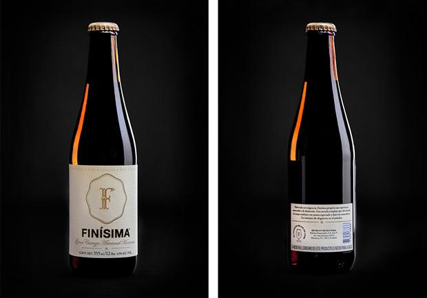 Finísima – cerveza artesanal – Branding & Packaging de SavvyStudio