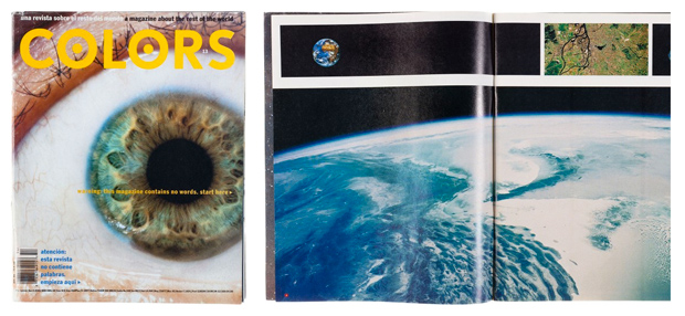 Tibor Kalman – Colors ISSUE #13 – diciembre 1995