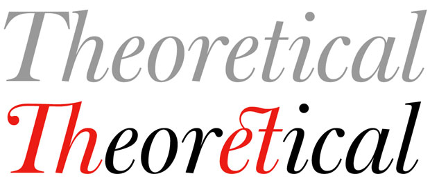 Matthew Carter – tipografía Big Moore para titulares