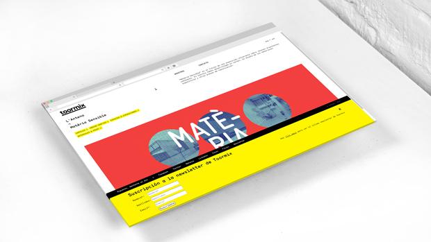 EstudioToormix – nuevo website