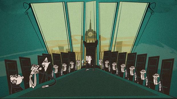 One More Time – corto animación de Vualá! de Animaciones