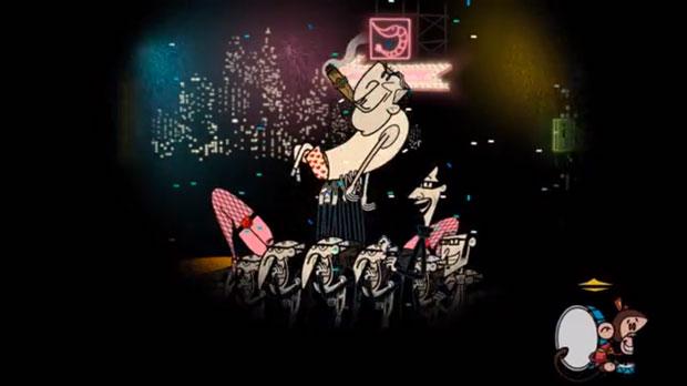 One More Time – corto animación de Vualá!Animaciones