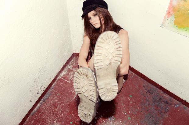 Fotografía de la serie Kate