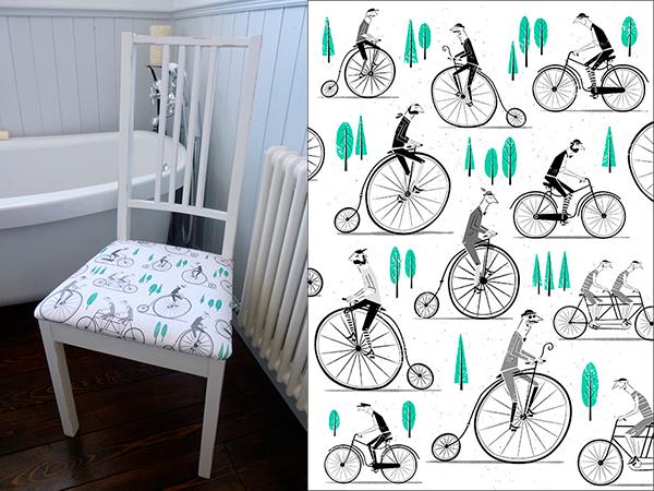 Diseño de estampado para Ikea