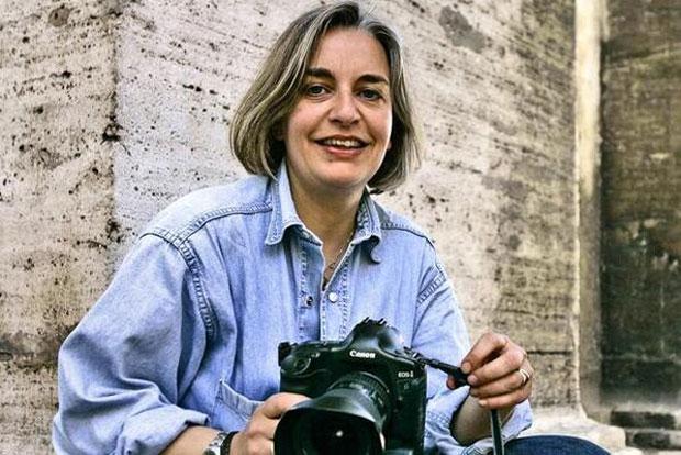 Anja Niedringhaus - fotoperiodista muerta
