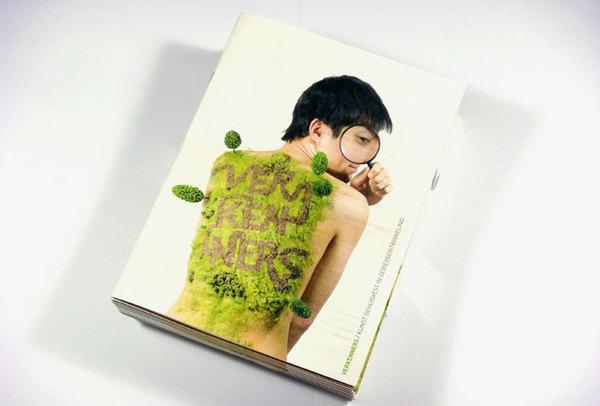 Diseño de la portada de la publicación Art and Urban Development