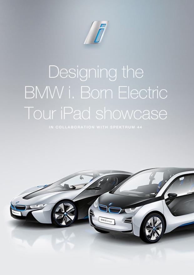 Diseño de Tobias van Schneider para BMW