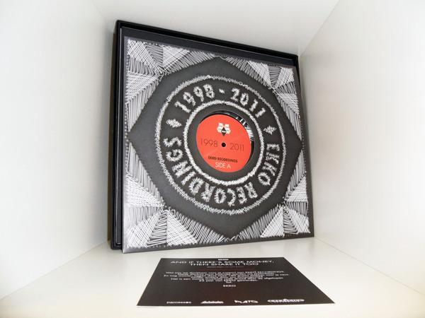 Diseño de portada para EKKO Recordings