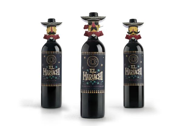 Diseño de pakaging El Mariachi
