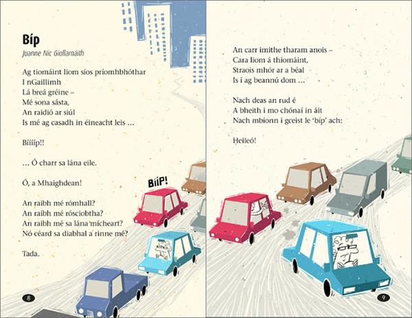 Ilustración de cuentos infantiles