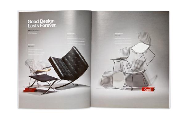 Diseño editorial para IHO Espacios