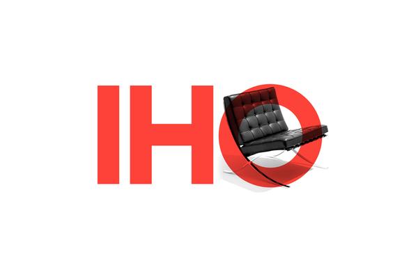Diseño de identidad para IHO Espacios