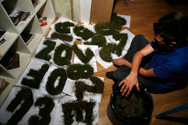 Proceso de creación de la tipografía para la revista NRC Next One