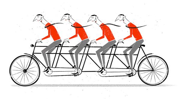 Ilustración de Peter Donnelly