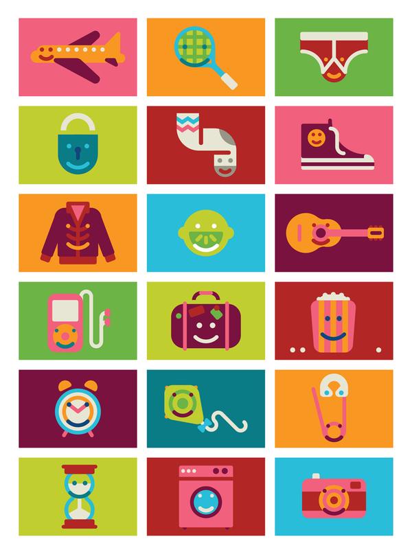 Diseño de iconos para PayPal