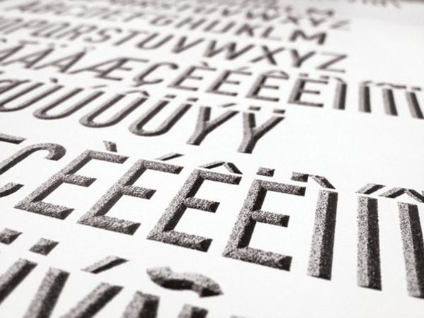 Diseño tipográfico para Playstation Network