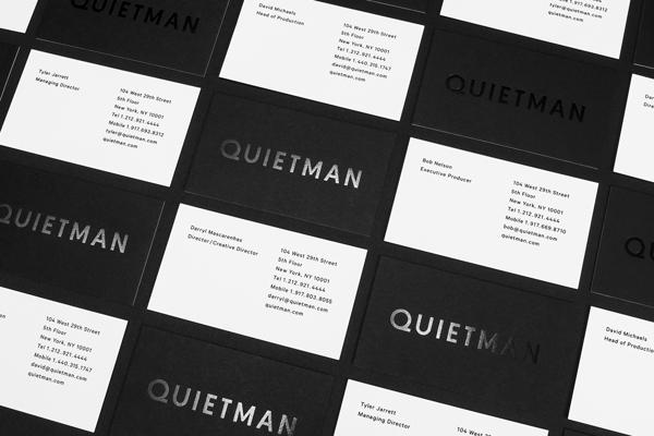 Diseño de branding para Quietman