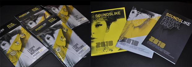 Diseño de aplicaciones para Soundslike Festival