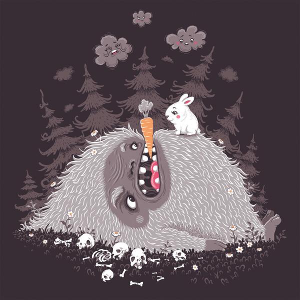 Ilustración para camiseta