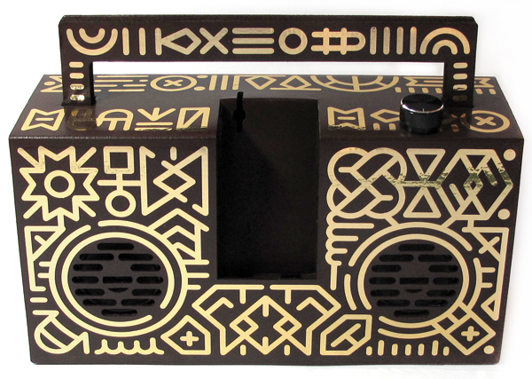 Diseño de patterns para el Berlin Boombox