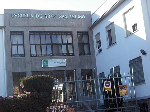 Escuela de Arte San Telmo Málaga