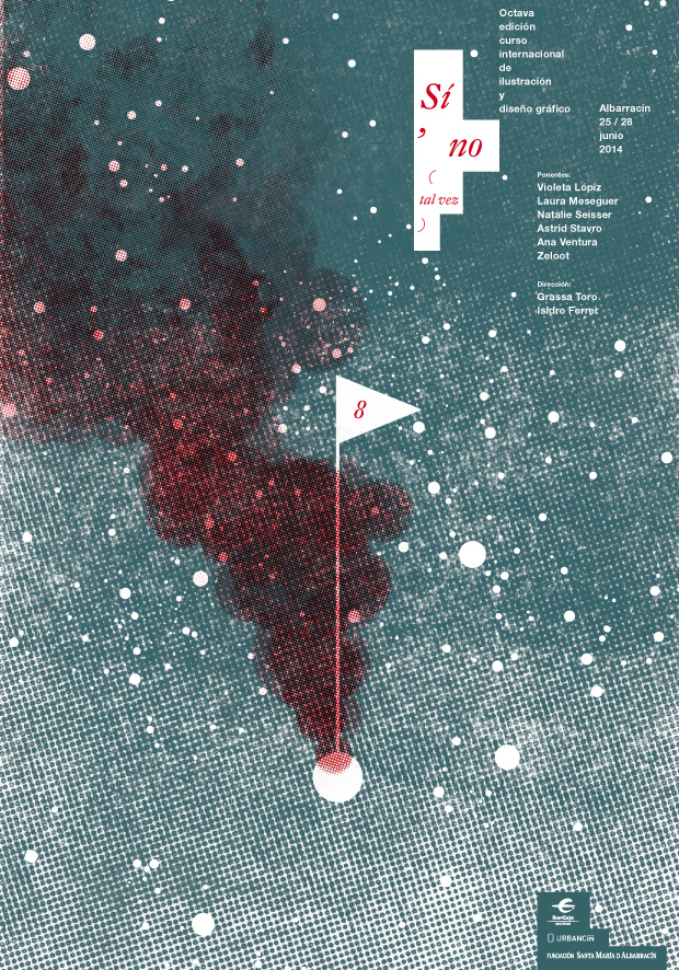VIII Curso Internacional de Diseño Gráfico e Ilustración de Albarracín
