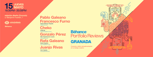 Behance Portfolio Reviews – Granada