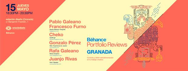 Behance Portfolio Reviews – Granada
