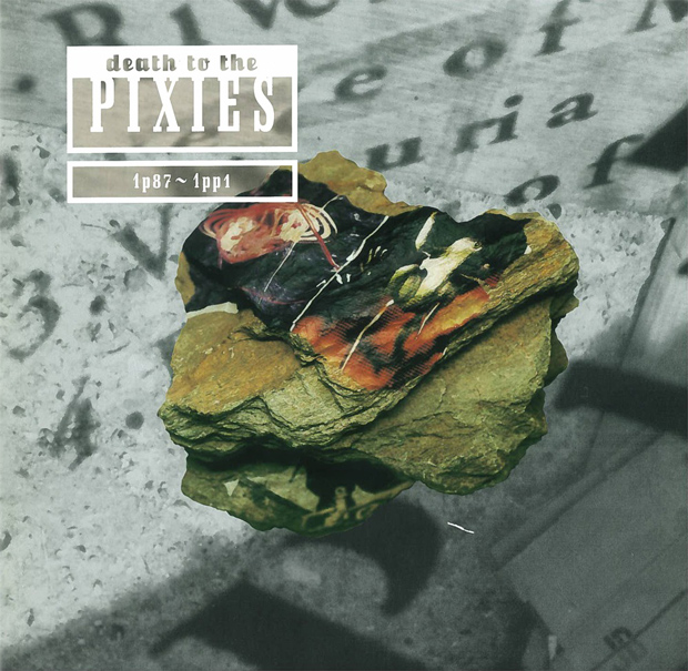 Vaughan_Oliver – diseñador de la portada Death to the Pixies