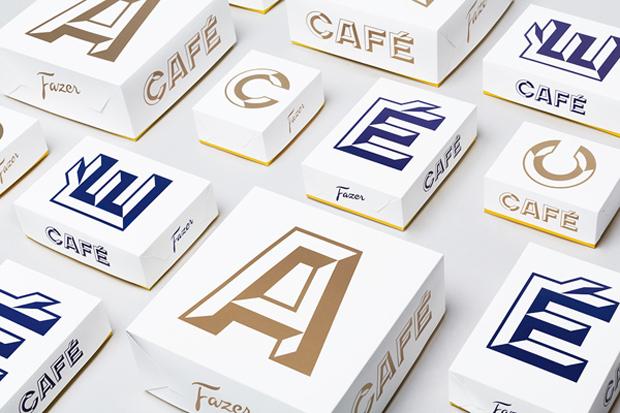 packaging - Fazer Café diseño de Kokoro & Moi